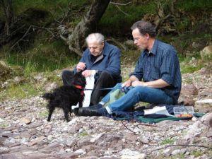 Clann Gaidhlig at Innis Cailleach 010