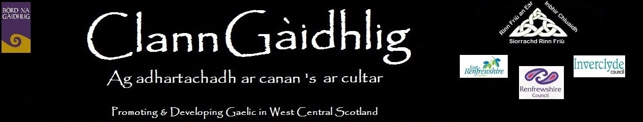 ClannGàidhlig