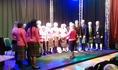 Stirling choir